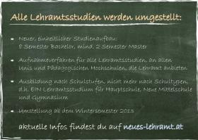 Flyer www.neues-lehramt.at